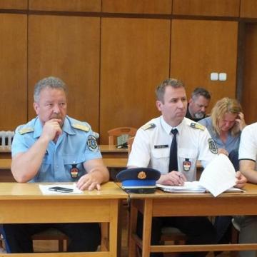 Elfogadták a rendőrkapitány beszámolóját