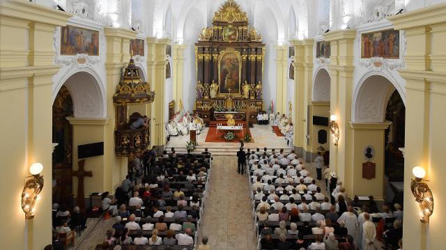 Huszonöt éves a debrecen-nyíregyházi római katolikus egyházmegye