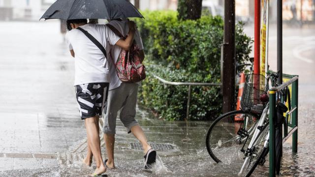 Ismét országszerte lehetnek heves esőzések