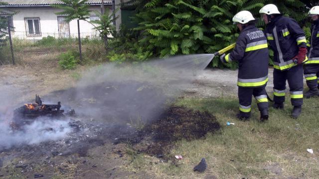 Mától tilos a tűzrakás Somogy megyében