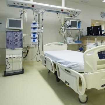 Megújultak a vidéki kórházak