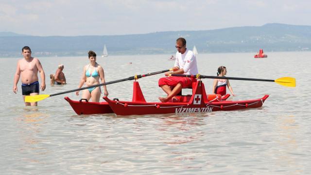 Mentőöv programot dolgoztak ki a balatoni vízi balesetek megelőzésére