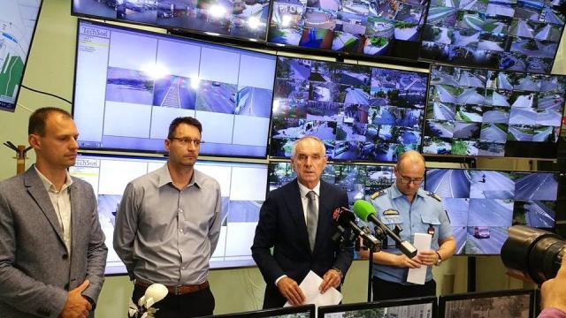 314 kamera védi a kaposváriak biztonságát
