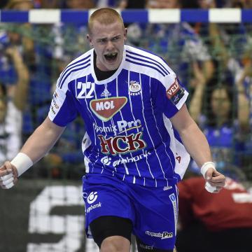 Matej Gaber biztosan nem játszhat a veszprémi visszavágón
