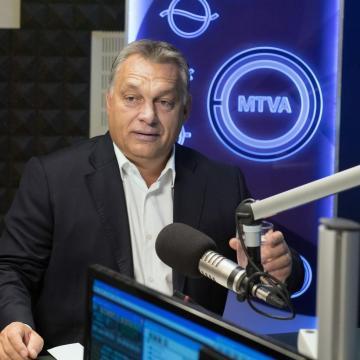 Orbán Viktor: Masszív és földrengésbiztos költségvetést állítottunk össze