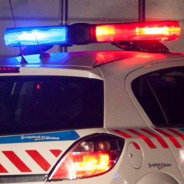 Pihenőhelyen tombolt egy román férfi