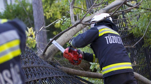 Térségünben több ezer fogyasztónál nincs áram a vihar miatt