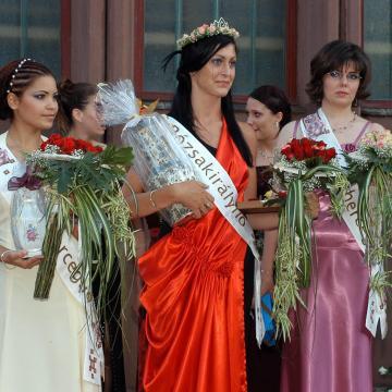 Huszadik alkalommal rendeznek rózsaünnepet Szőregen