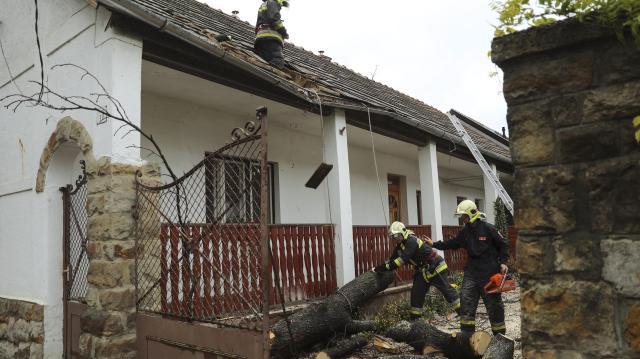 Közel kétmilliárdnyi kárt okoztak a térségünkben is tomboló júniusi viharok