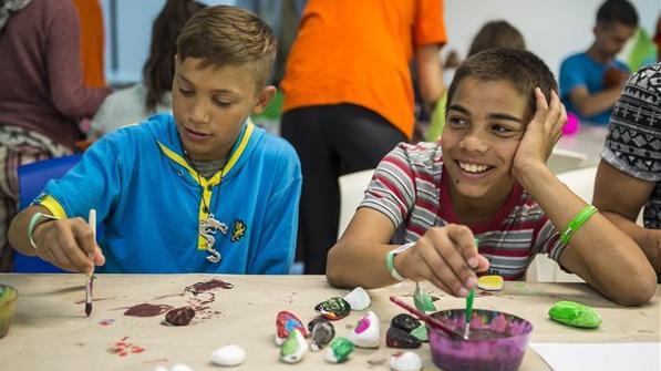 Több mint százezer gyermeket fogadnak az Erzsébet-táborok