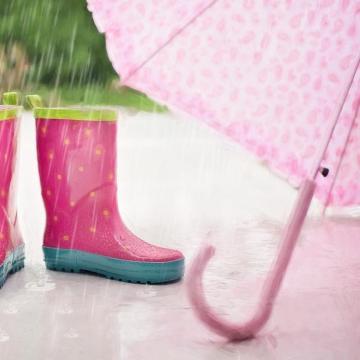 Kedden se felejtsük otthon az esernyőt