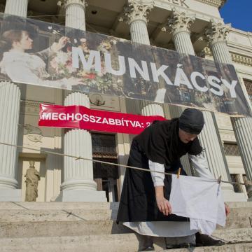 Múzeumok éjszakája - Ritkán látható Munkácsy-festményt mutatnak be a szegedi Móra-múzeumban
