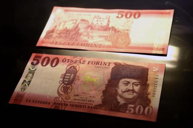 Jön az új 500 forintos!