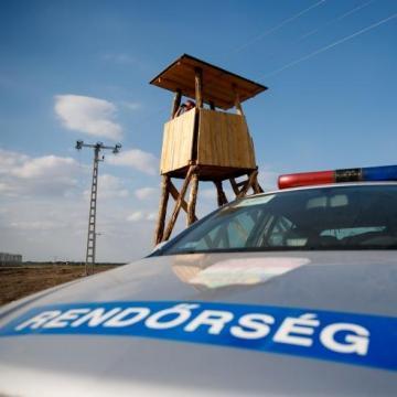 Folytatódik a határvadász toborzás Sárváron