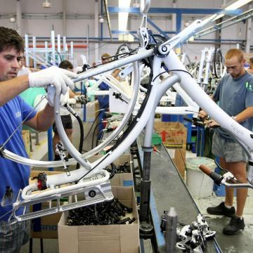 Kerékpárgyártó üzemet épít Gyöngyösön egy tajvani beruházó