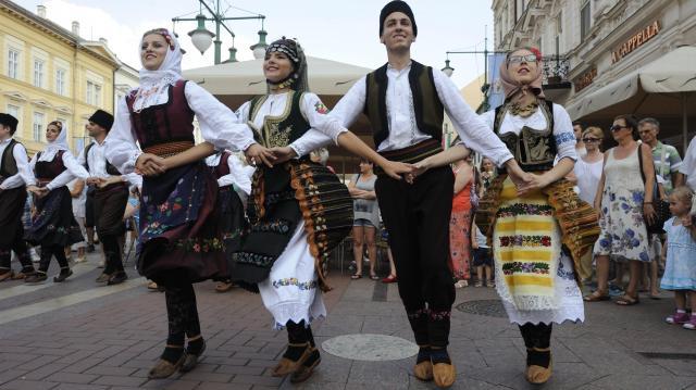 Kezdődik a Szegedi Nemzetközi Néptáncfesztivál
