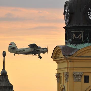 Méhekre veszélyes! - Légi szúnyogirtás lesz Debrecen területén