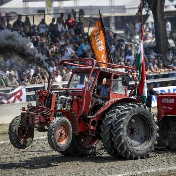 VII. Hajdúsági Expo és Traktorhúzó Kupa Hajdúböszörményben