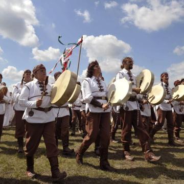 A magyarság őstörténete elevenedik meg a Kurultajon – VIDEÓVAL