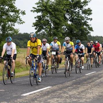 Avatás után tekerés az új biciklis túraútvonalon