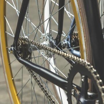 Nem sokáig tekert a lopott biciklin a csányoszrói tolvaj