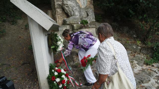 II. Lajosra, a lengyel és magyar hősökre emlékezett Érd