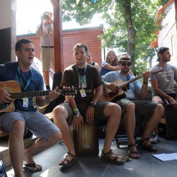 Kezdődik az evangélikus egyház Szélrózsa ifjúsági találkozója