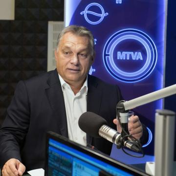 Orbán Viktor: Magyarország a világ egyik legstabilabb országa