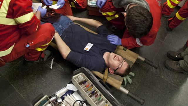 Hőség - A szokásosnál több riasztásuk volt a mentőknek