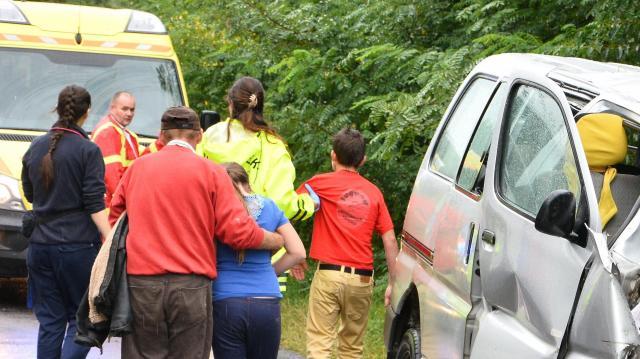 Meghalt a kőszeg térségében történt baleset egyik sérültje
