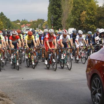 Tour de Hongrie - Fejér megyéből Hajdú-Biharba tekertek