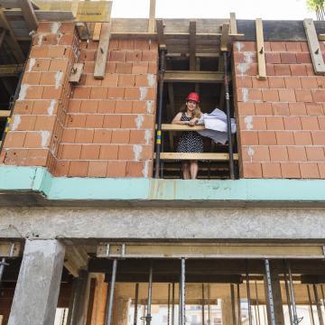 Tovább folytatódik az építőipar növekedése