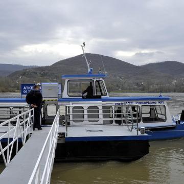 Új hajóállomást épít a MAHART PassNave Esztergomban