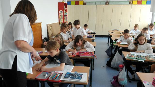 Évtizedek óta nem volt ennyi fejlesztés az iskolákban