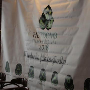 Kezdődik a Hét Domb Filmfesztivál Komlón
