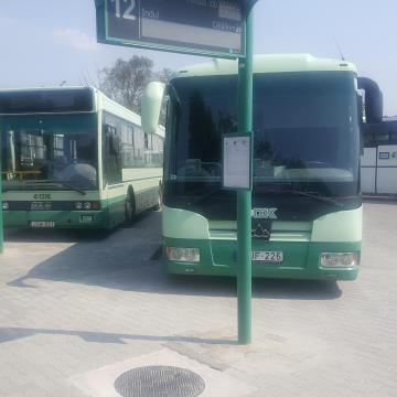 Több autóbusz közlekedik szombattól Somogyban