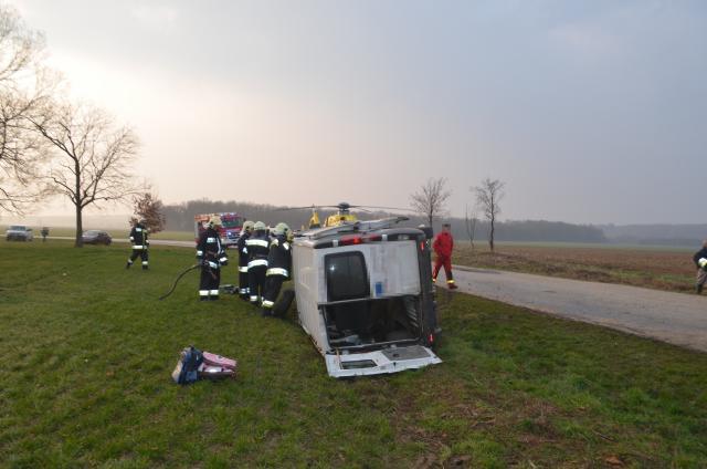 Többen megsérültek a kisbusz sofőrje miatt - Vádat emelnek