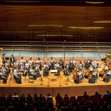Csaknem 80 pécsi hangversenyt ad az évadban a Pannon Filharmonikusok együttes