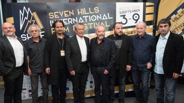Díjkiosztó gálával ért véget a Seven Hills nemzetközi filmfesztivál Pécsen