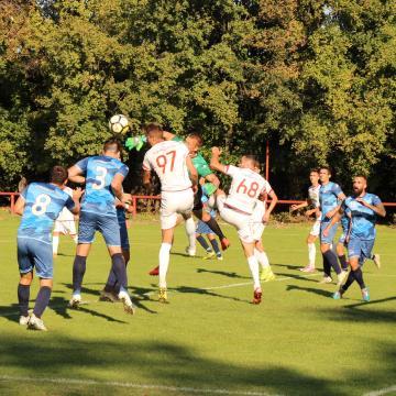 Rutinos csapat ellen szerzett értékes pontot a Komárom