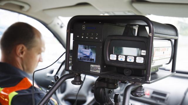 Szigorítja a sebességellenőrzéseket a rendőrség