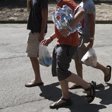 A műanyag zacskók betiltását tervezi Magyarország is
