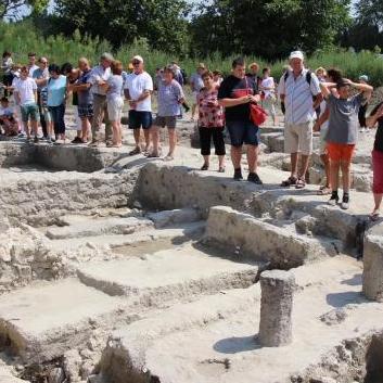 Egész évben látogatható lesz a leendő régészeti park