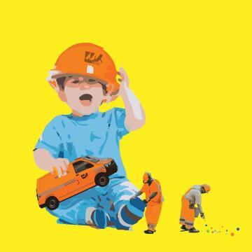 Játssz kisautó helyett igazi gépekkel – Különleges nyílt nap a közútnál!