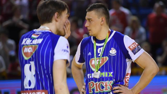 Férfi kézilabda BL - A Szeged legyőzte az előző idény ezüstérmesét