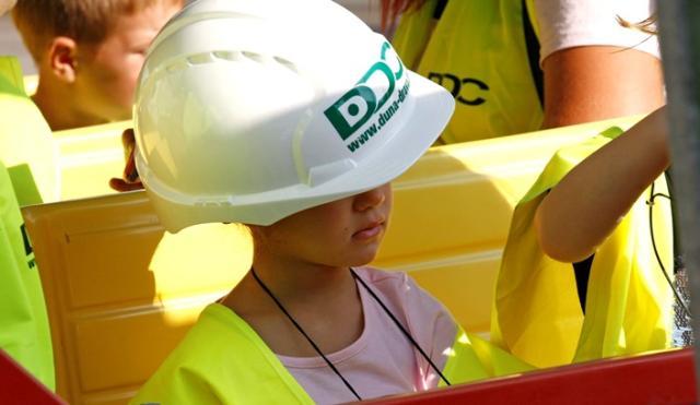 Rekord a Beremendi Cementgyár nyílt napján