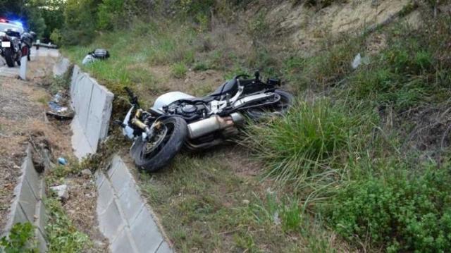 Súlyos motorbaleset Bajna és Héreg között