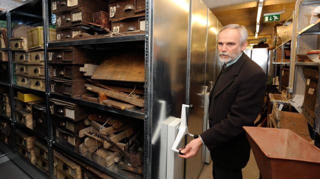 Szabó Menyhért szobrászművész alkotásaiból nyílik kiállítás Hódmezővásárhelyen