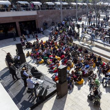 CAFe Budapest - Ma kezdődik a Budapest Ritmo világzenei fesztivál