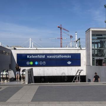 Csütörtökön két hétre bezár a Déli pályaudvar és Kelenföldön fordulnak a vonatok